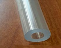 Flexible vacuum dairy tubing